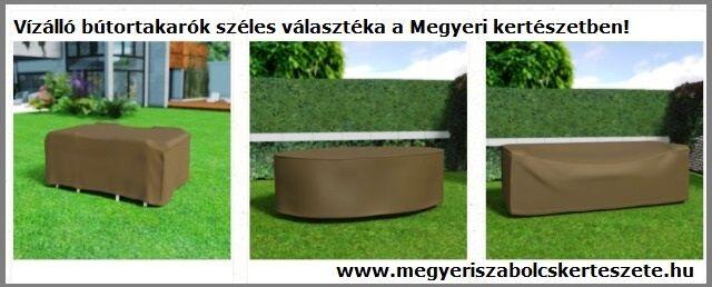 Kerti bútortakaró ponyvák a Megyeri kertészetben!